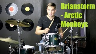 Brianstorm Drum Tutorial - Arctic Monkeys