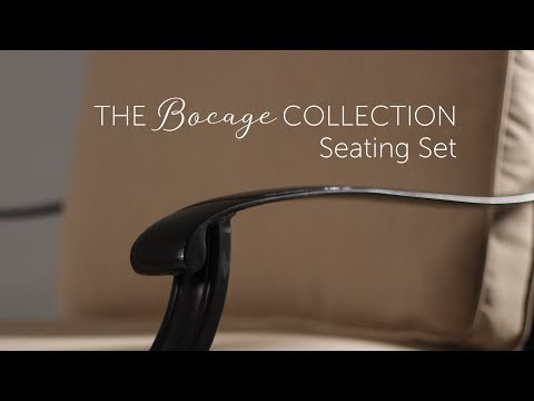 Bocage Seating Collection Overview