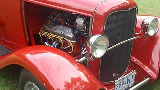 1932 FORD 2 DOOR COUPE