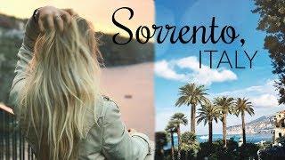 TRAVEL DIARY: SORRENTO, ITALY!