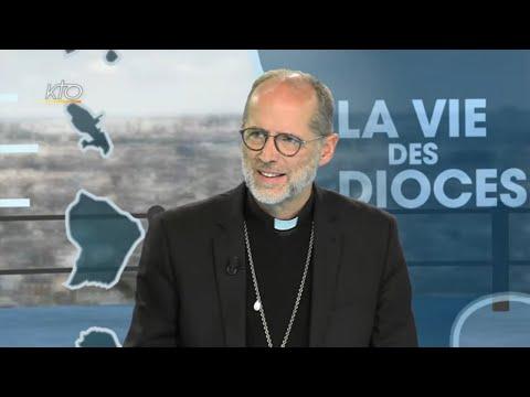 Mgr Renauld de Dinechin - Diocèse de Soissons, Laon et Saint-Quentin