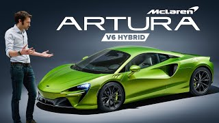 NEW McLaren Artura: FIRST LOOK | Carfection 4K by Carfection