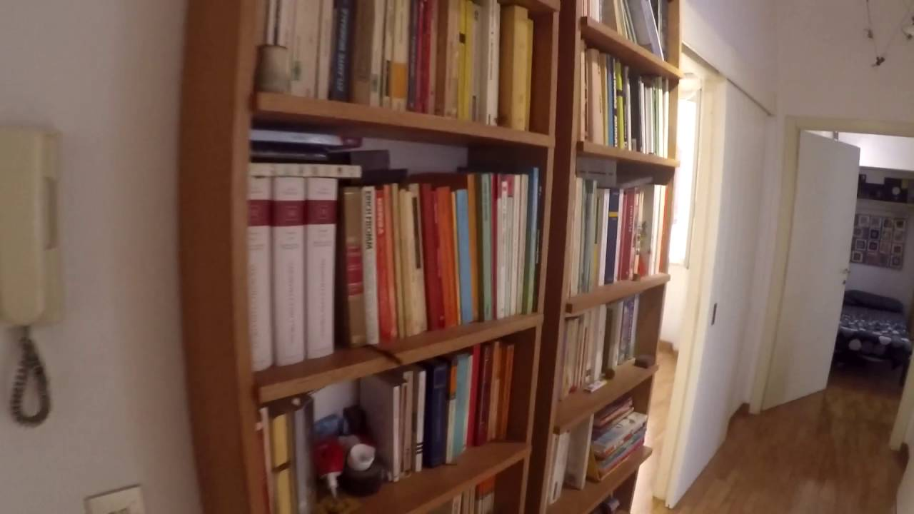 Rooms for rent in 3-bedroom apartment in Bologna Nomentano