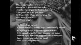 Christina Aguilera - El beso del final: Az utolsó csók (dalszöveg)
