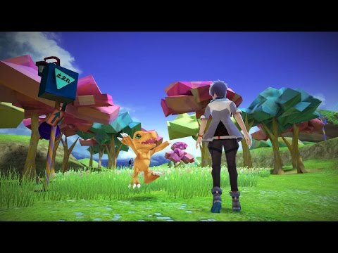 Видео № 2 из игры Digimon World: Next Order [PS4]