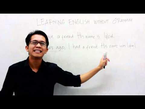 cara belajar bahasa inggris tanpa menghapal grammar