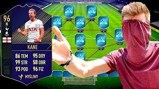 Najlepszy ŚLEPY DRAFT W FIFA 18?!