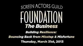 The Business: Building Resilience: Bouncing Back from Misstep & Misfortune