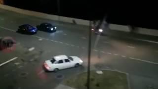 Стритрейсеры спровоцировали ДТП в Сочи