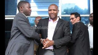 BREAKING NEWS: Alfred Keter in court! Here are the of counts of charges against them
