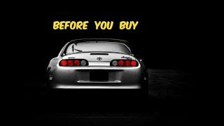 Watch This BEFORE You Buy a Mark 4 Toyota Supra!