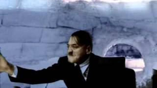 Hitler and Gunsche at the North Pole