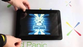 Review Gigaset QV1030 Tablet
