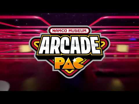 NAMCO MUSEUM Arcade PAC - Announcement Trailer | Nintendo Switch thumbnail