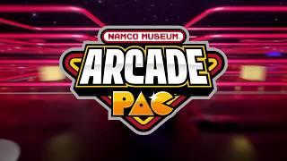 NAMCO MUSEUM Arcade PAC - Announcement Trailer | Nintendo Switch