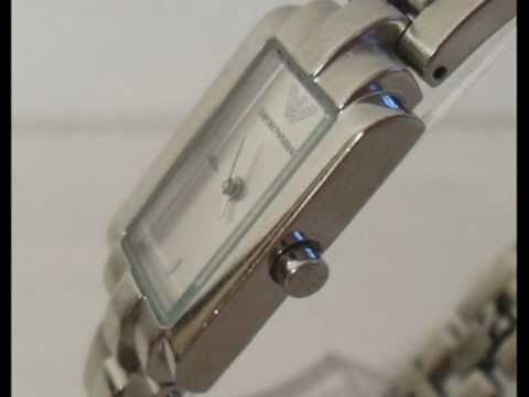 Emporio Armani Ladies' Watch (AR1639) - смотреть онлайн на