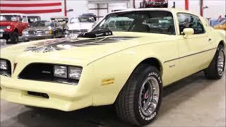1981 Pontiac Firebird yellow | Kholo.pk