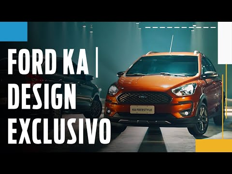Ford Ka | Design exclusivo