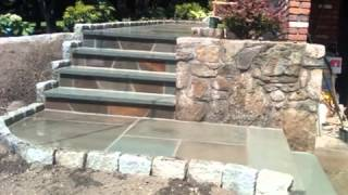 preview picture of video 'M & M Landscaping & Masonry Brewster NY'