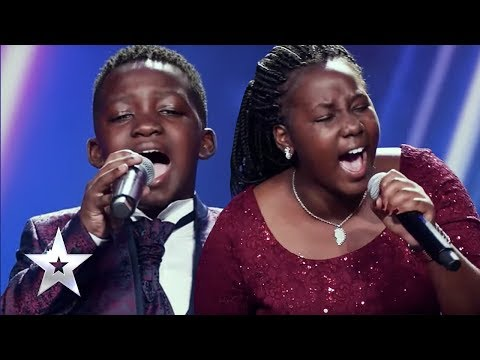 An electrifying performance from Esther & Ezekiel | East Africa's Got Talent