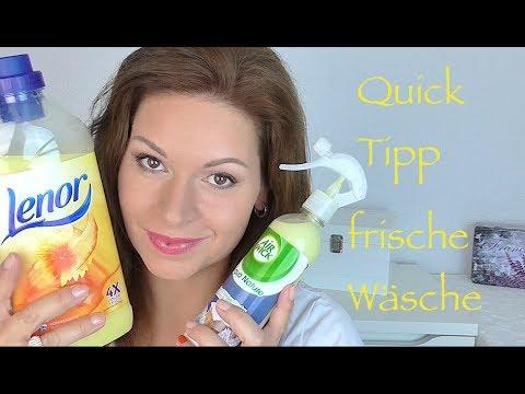 Haushalt - Tip frische Wäsche ;O) deutsch HD