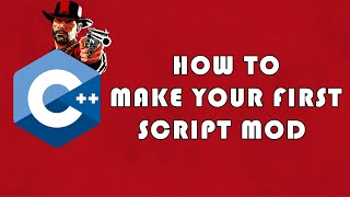 How to make your first script mod