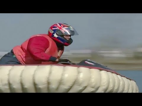 Hovercraft Racing in the UK | Jeremy Clarkson's Extreme Machines | Top Gear