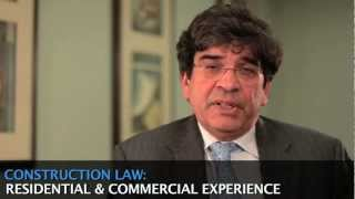 Residential and commercial construction law in NJ and NY