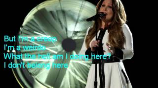 DaNica Shirey-Creep-The Voice 7[Lyrics]