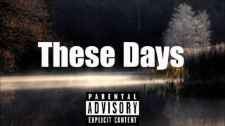 Ab-Soul - These Days (Feat. Kendrick Lamar) * Type Beat * (Prod. $ivrem)