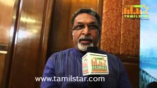 Nassar at Uttama Villian Movie Team Interview