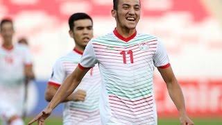 Tajikistan vs China (AFC U-19 Championship: Group Stage)