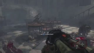 Black Ops Zombies on XBOX ONE GAMEPLAY | Kino Der Toten Xbox One Gameplay & Five Gameplay!