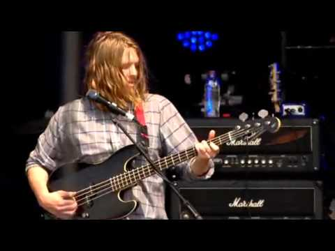 The Temper Trap - Sweet Disposition - Glastonbury 2010