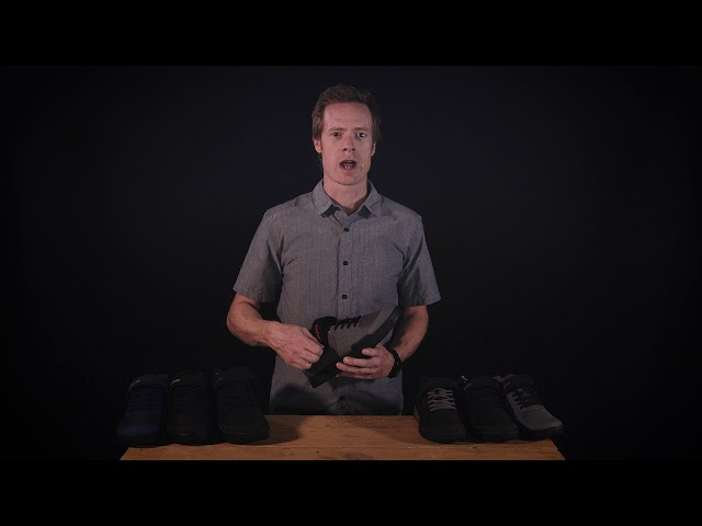 Видео Вело обувь Ride Concepts Wildcat [Black / Charcoal]