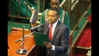 Mohammed Ali takes 'Jicho Pevu' to Parliament after bribery claims | Leo Mashinani
