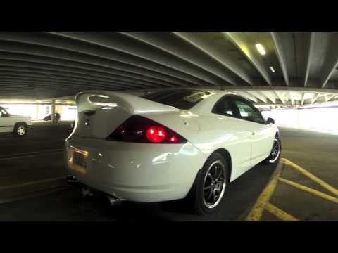Custom 2000 Mercury Cougar Video