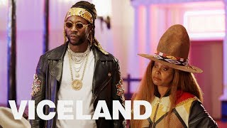 2 Chainz And Erykah Badu Try $5,000 Cowboy Hats   MOST EXPENSIVEST