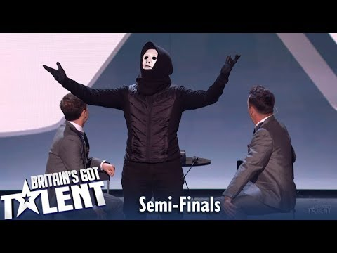 Magician X SHOCKS Simon Cowell..Watch What Happens! | Britain's Got Talent 2019 (видео)