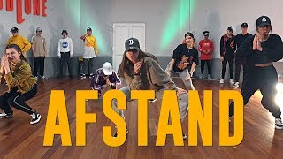 "Dopebwoy ""AFSTAND"" Choreography by Duc Anh Tran"