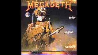 Megadeth- In My Darkest Hour (E Flat Tuning)