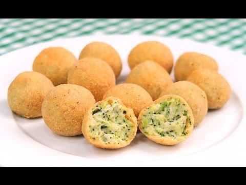 Croquetas de Brócoli | Receta Rápida y Deliciosa