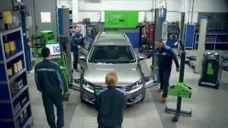 Bosch Car Service - Poczuj tę magię - reklama telewizyjna