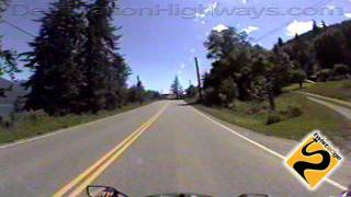 Kaslo-Nelson Hwy 31 (DH60) - The Kootenays / Hot Springs/Nelson