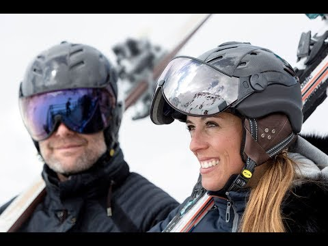 CP Ski Helmet with Visor | The Market Leader in Ski Helmets with Visors!