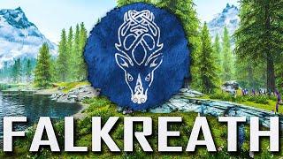Falkreath - Skyrim - Curating Curious Curiosities