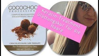 Keratin Haarglättung selbst machen (Haarversiegelung) - 5 Monate glatte Haare