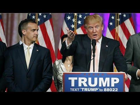 ΗΠΑ: Για βιαιοπραγία κατηγορείται ο υπεύθυνος εκστρατείας του Ντόναλντ Τραμπ
