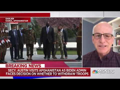MSNBC's Subtle War Propaganda