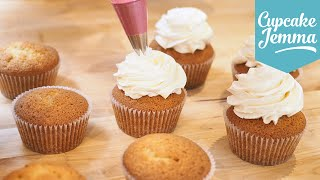 white chocolate icing recipe for cupcakes